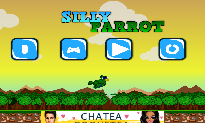 Silly Parrot- screenshot