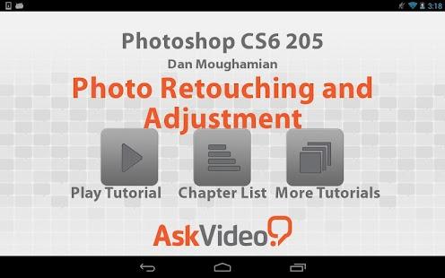 Photoshop CS6 205