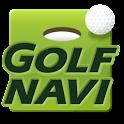 ゴルフナビ(GolfNavi) ゴルフ場マップ/ゴルフ場検索 logo