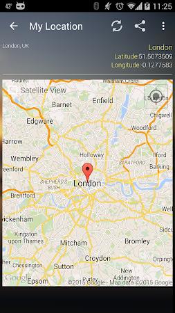 Weather & Clock Widget Android 5.0.1.2 screenshot 962