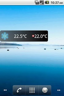 Radio Wifi Thermostat CT-30- screenshot thumbnail