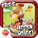 Hidden FREE: Little Red Hen