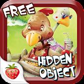 Hidden FREE: Little Red Hen