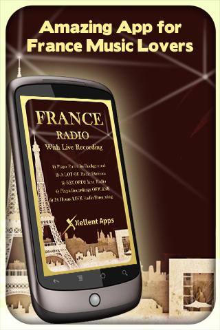 France Radio - With Recording