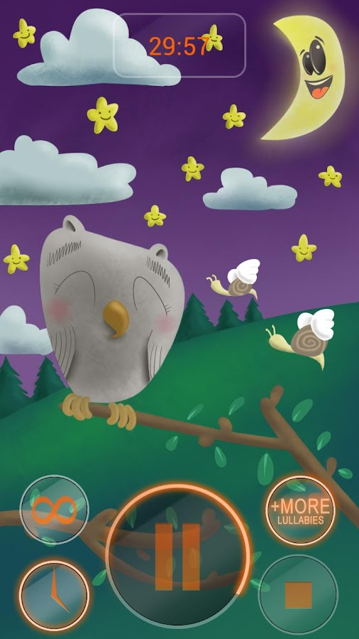 Baby Sleeping Music Free - screenshot