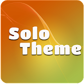 Pure Color Solo Theme