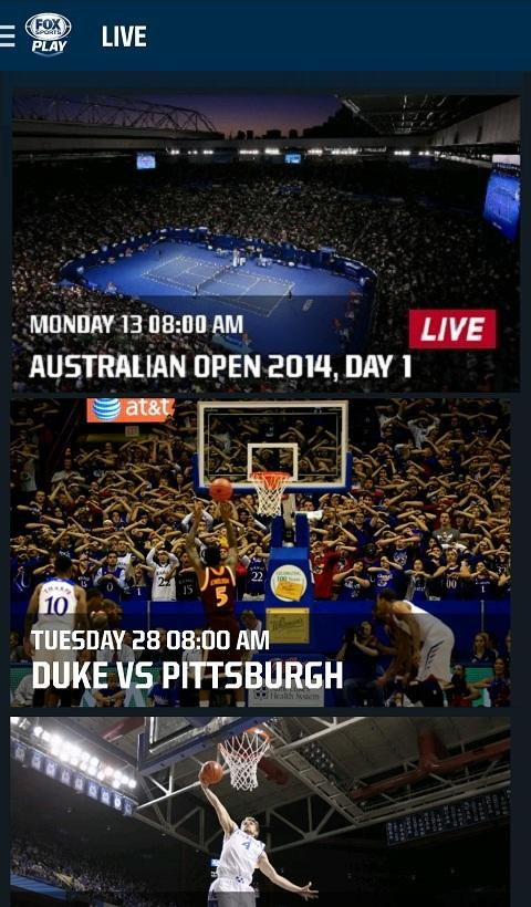 FOX Sports Play - Android Apps on Google Play