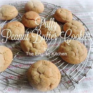 *Puffy Peanut Butter Cookies* Recipe