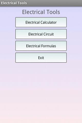 Electrical Engineering Pro- screenshot