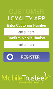Loyalty App screenshot 0