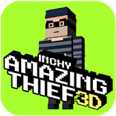 Inchy Amazing Thief 3D