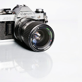 Canon AE-1 by Sead Kazija - Artistic Objects Technology Objects