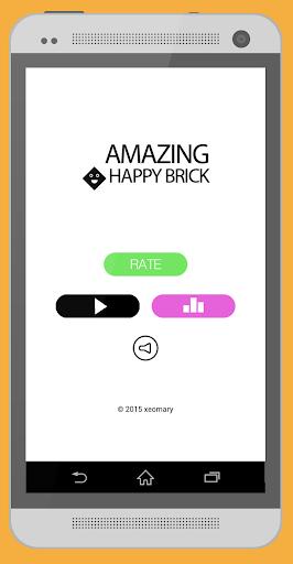 Amazing Happy Brick