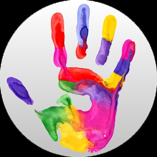 寶寶娛樂:手指畫畫 LOGO-APP點子