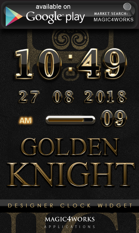 Golden Knight GO Locker - screenshot