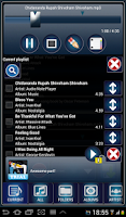 Screenshot of Audio Note Player