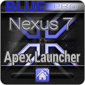 Blue Nexus Apex Nova Theme
