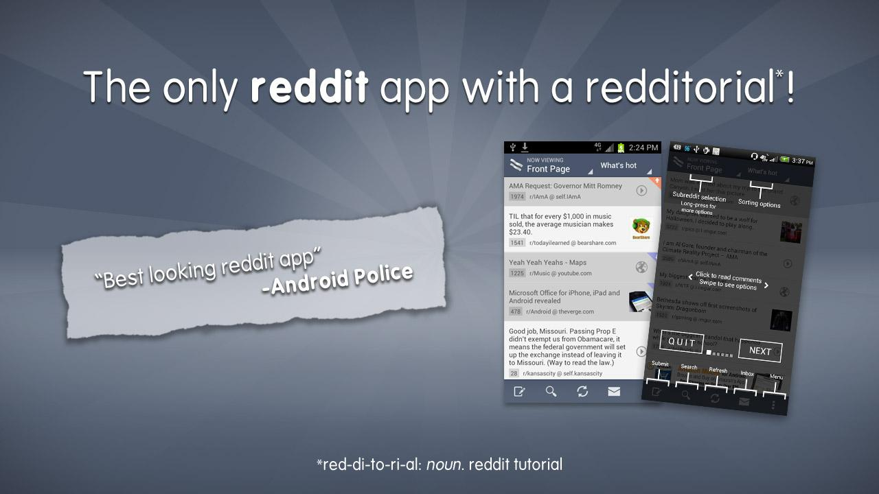 BaconReader Premium for Reddit - screenshot