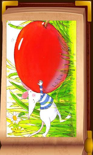 智慧谷 成长系列 小老鼠分果果 ● 童话故事 宝宝故事