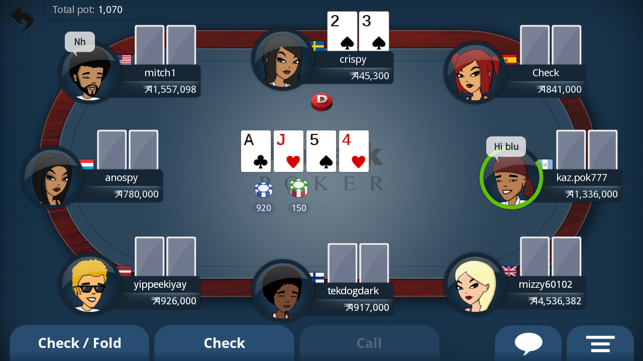 Appeak Poker - Texas Holdem - screenshot