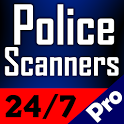 Live police radio scanners icon