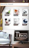Screenshot of TVBox