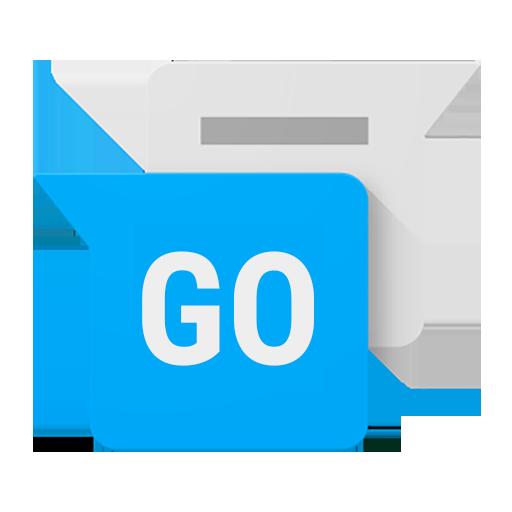 GO SMS Marshmallow Theme