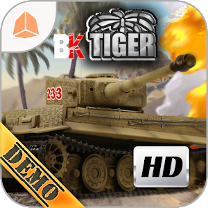 BATTLE KILLER TIGER DEMO HD 3D for PC and MAC