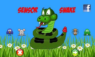 Screenshot of SensorSnake