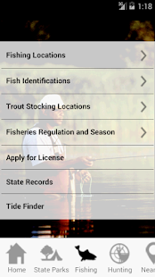 Maryland Access DNR - screenshot thumbnail