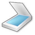 Scanner de documents PDF icon
