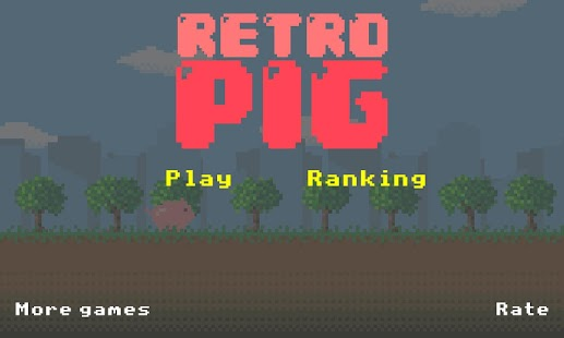 Retro Pig - screenshot thumbnail