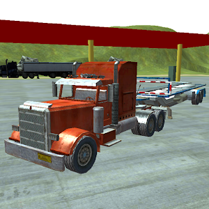 18 Wheeler Driving Academy 3D for PC and MAC