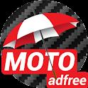 Мото Новости и погода Adfree icon