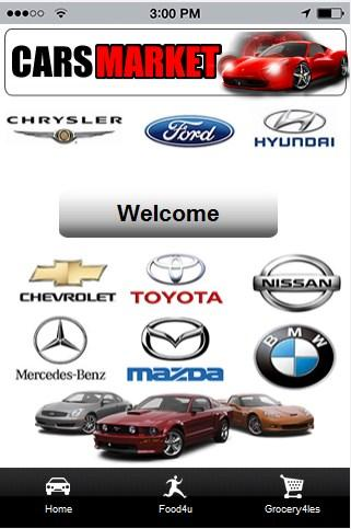 Cars Market Texas