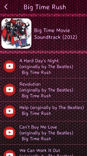 Big Time Rush Lyrics