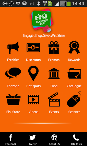Fisi Market App