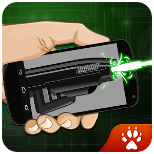 Laser weapons shot simulator for PC and MAC