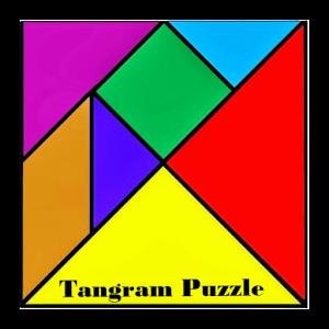 解谜の七巧板拼圖高清 LOGO-記事Game