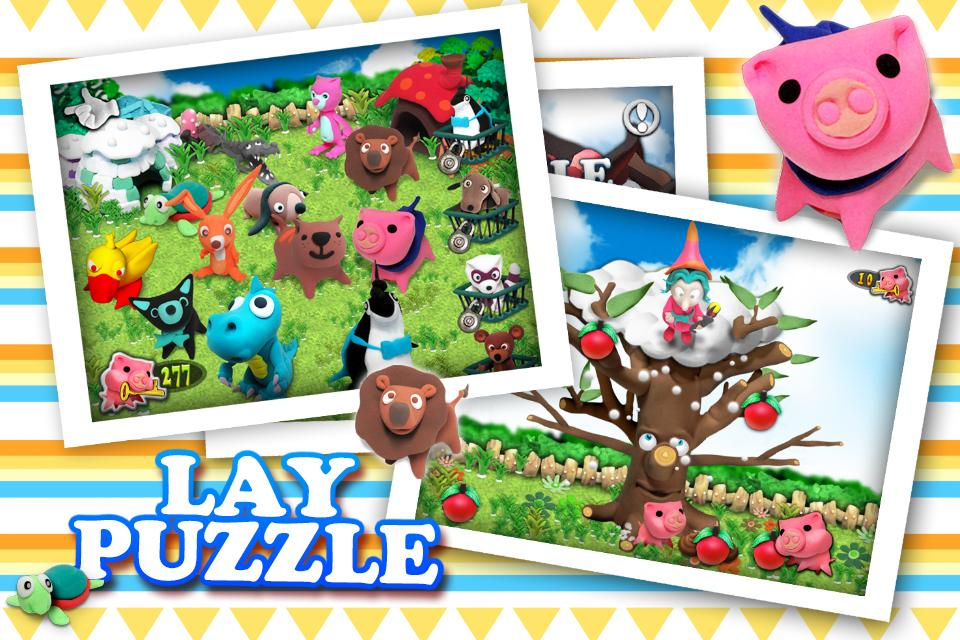 Laypuzzle - screenshot
