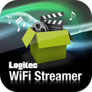 娱乐のLogitec WiFi Streamer LOGO-HotApp4Game