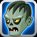Zombie killer logo