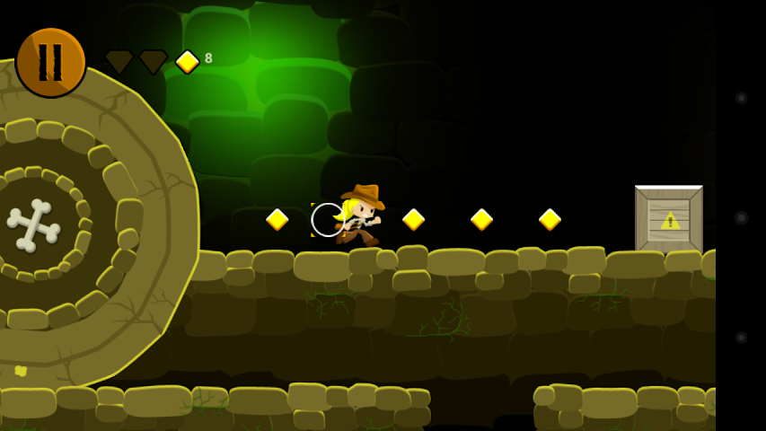 Screenshots for Indiara and the Skull of Gold