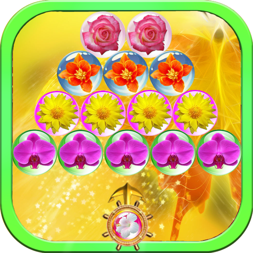 Bubble Flowers file APK Free for PC, smart TV Download