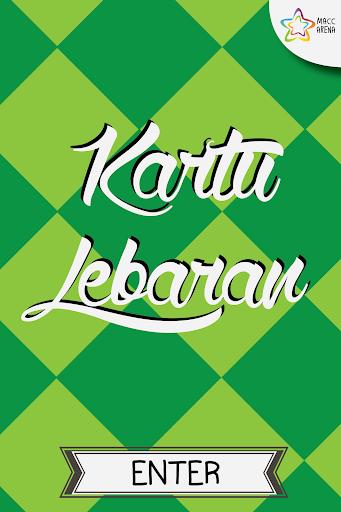 Kartu Lebaran