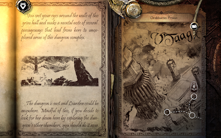 Joe Dever's Lone Wolf Screenshot 2