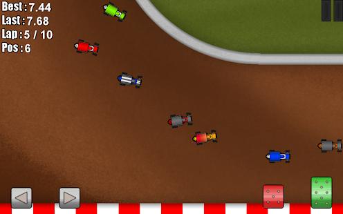 Dirt Racing Mobile