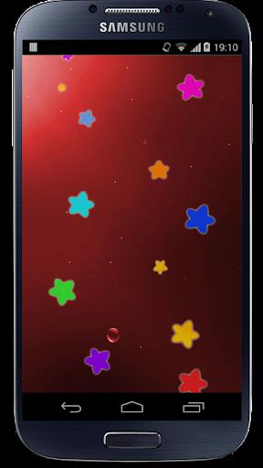 3D Star Live Wallpaper
