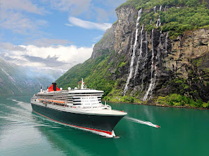 Take in breathtaking views of the beautiful mountainsides and fjords of Norway on a sailing aboard Queen Mary 2.