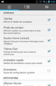 ICmess Beta - Light SMS v0.98.07